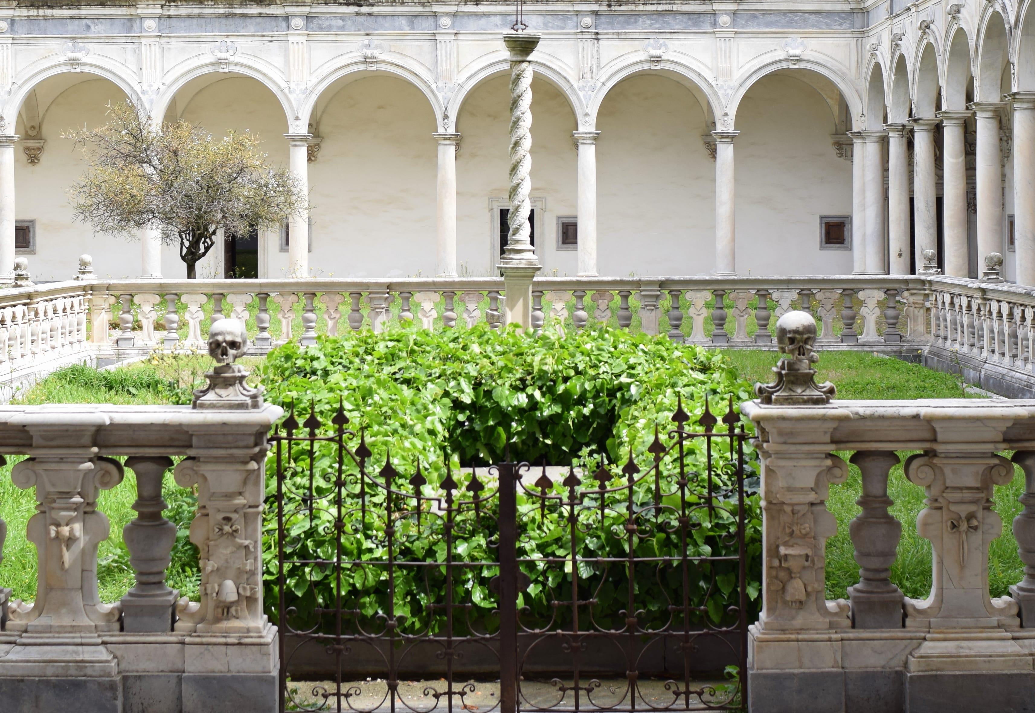 monastere san martino Naples chartreuse