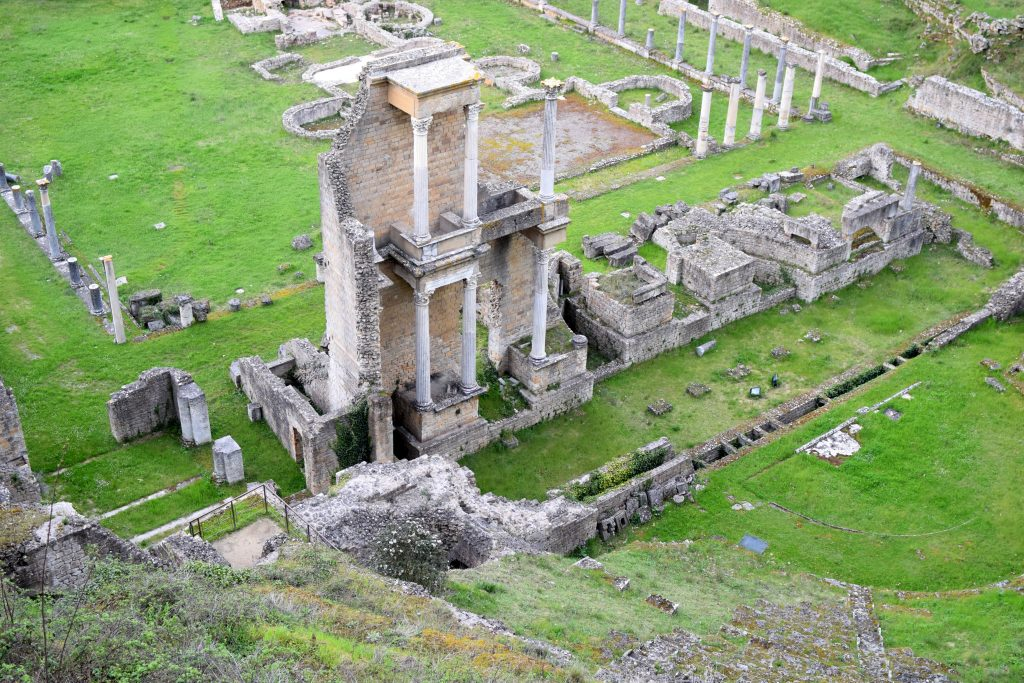 forum romain volterra