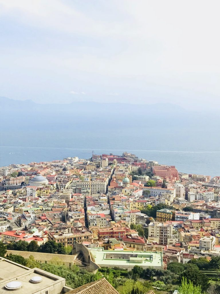 Vue Naples