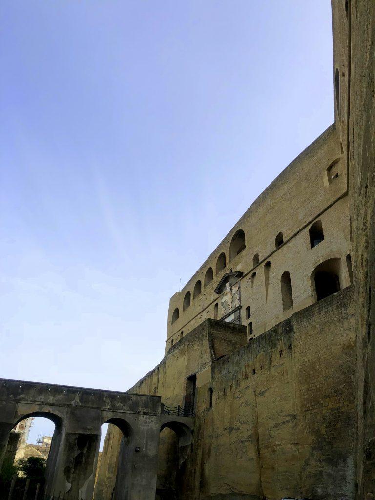 Sant'Elmo Castel Naples Napoli